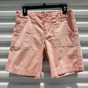 "Sanctuary ""Peace"" Bermuda shorts"